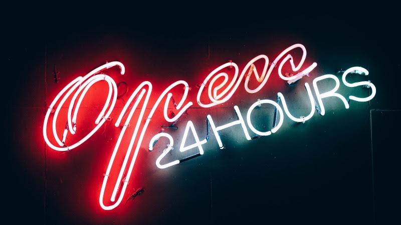 Open 24 Hours HD
