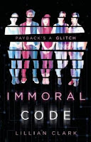 Immoral Code by Lillian Clark book cover and review