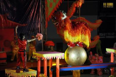 cho thuê múa lân sư rồng tại Long Thành Đồng Nai
