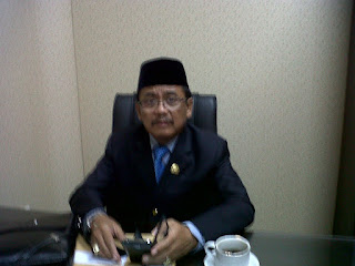 DR.H.M .Noer Soetjipto ,SP,SE,MM Anggota Komisi B DPRD Jatim