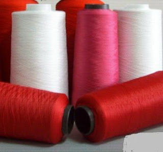 how is cotton made into yarn into fabric
