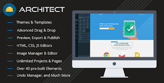 Download Codecanyon – Architect – HTML and Site Builder