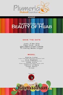 Beauty of Hijab - Event fotografi - Hunting foto amal