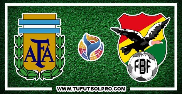 Ver Argentina vs Bolivia EN VIVO Por Internet Hoy 23 de Enero 2017