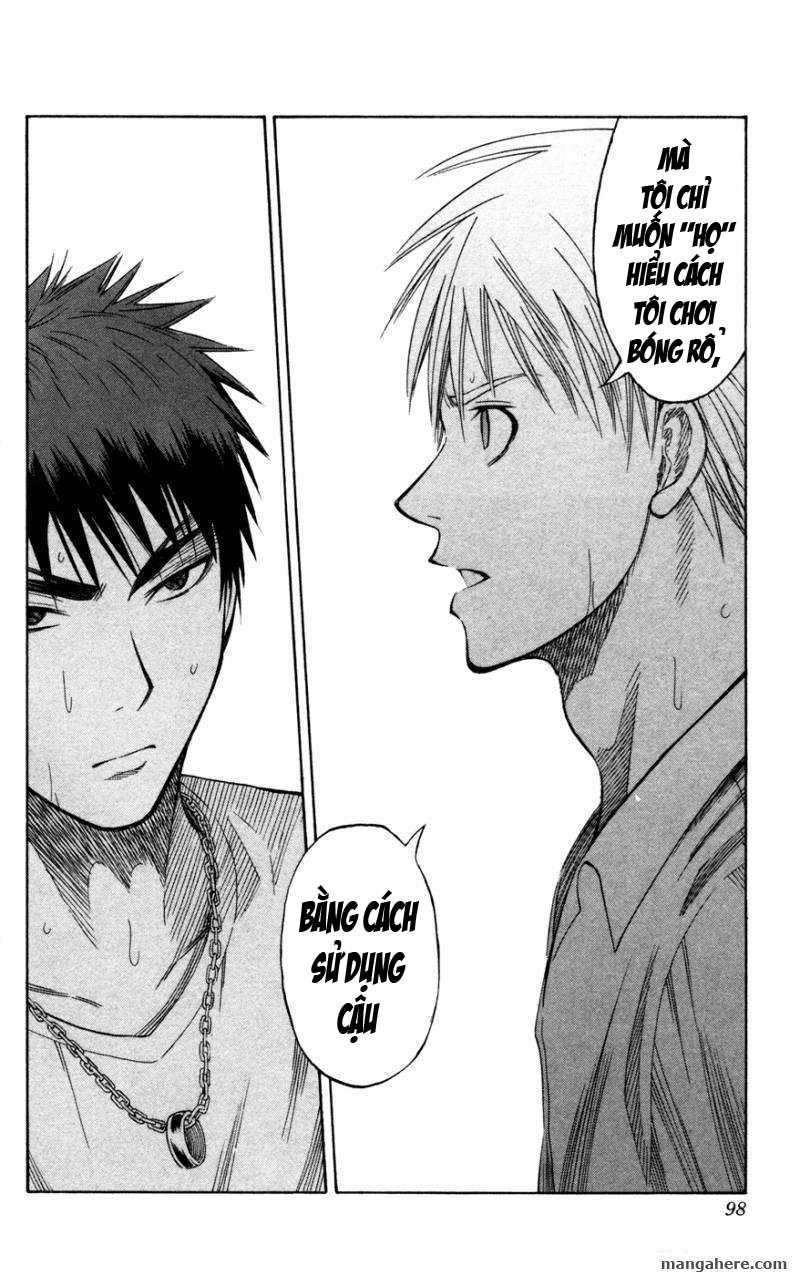 Kuroko No Basket chap 057 trang 13