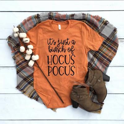 Hocus Pocus Halloween Tee
