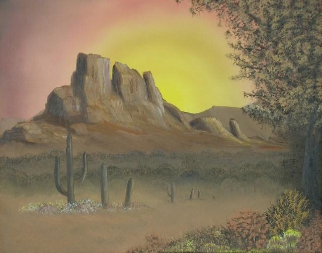 Американский художник. Aaron Thomas 16