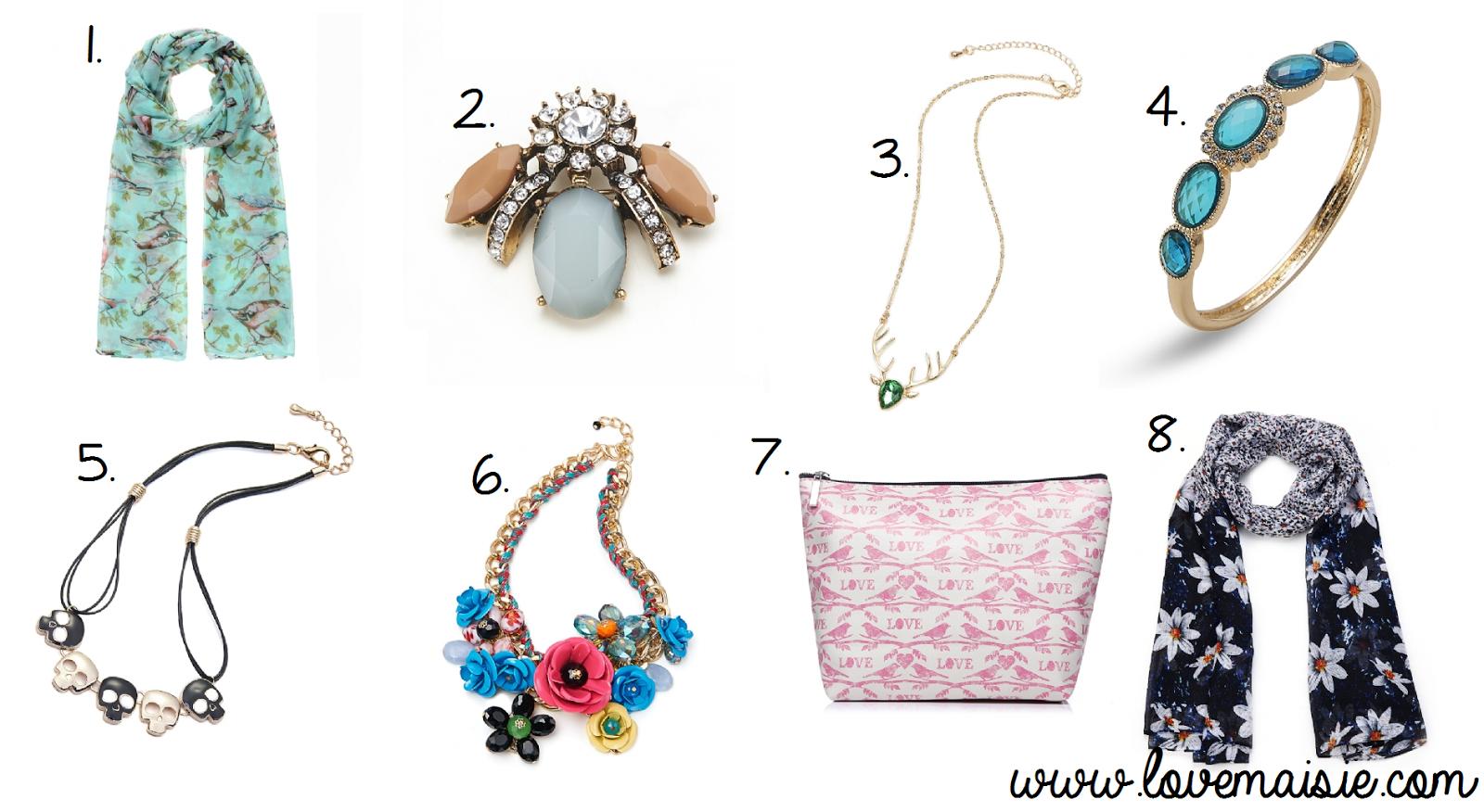 Lylia Rose, Love Maisie blog, top picks/wishlist