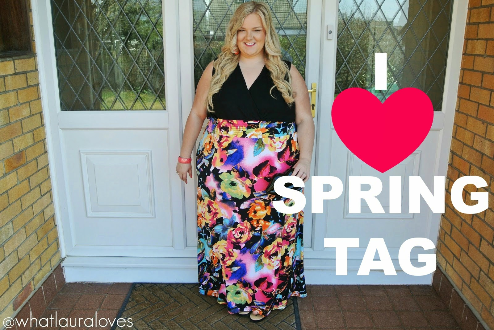 i heart spring tag youtube