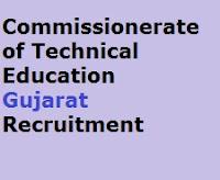 CTE Gujarat Recruitment 2016