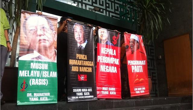 Pembangkang Tidak Konsisten Berjanji, Rakyat Usah Terpedaya Lagi