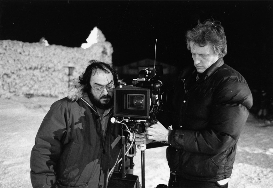 Stanley Kubrick on avoiding interviews and explanations ... |Stanley Kubrick The Glare