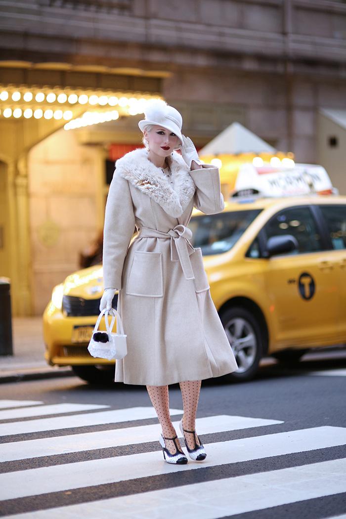 Rachel Ann Jensen ♥: Dots & Fluff || 30's Grand Central
