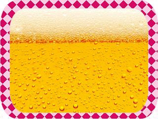 Etiquetas para Imprimir Gratis de Fiesta de la Cerveza para Chicas.
