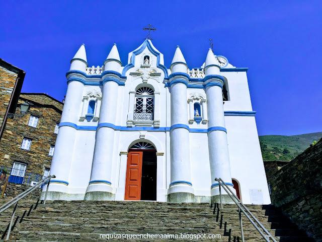 Largo da Aldeia de Piódão, Igreja Matriz