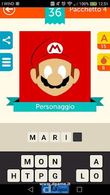 Iconica Italia Pop Logo Quiz soluzione pacchetto 4 livelli 36-75