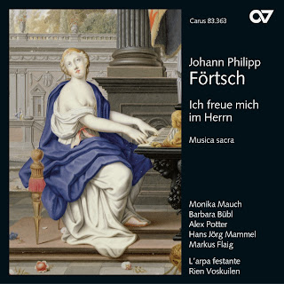 Johann Philipp Förtsch: Ich freue mich im Herrn