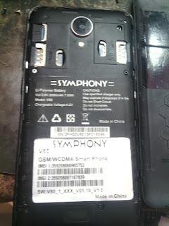 symphony v80