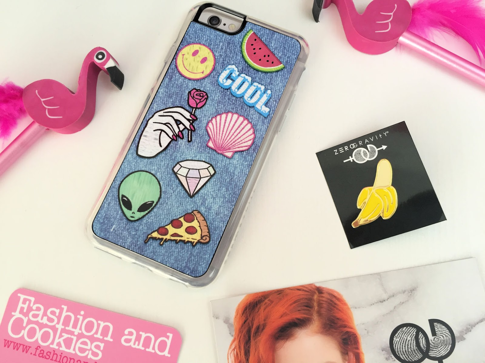 Zero Gravity LA Riot iPhone 6 case on Fashion and Cookies fashion and beauty blog, fashion blogger