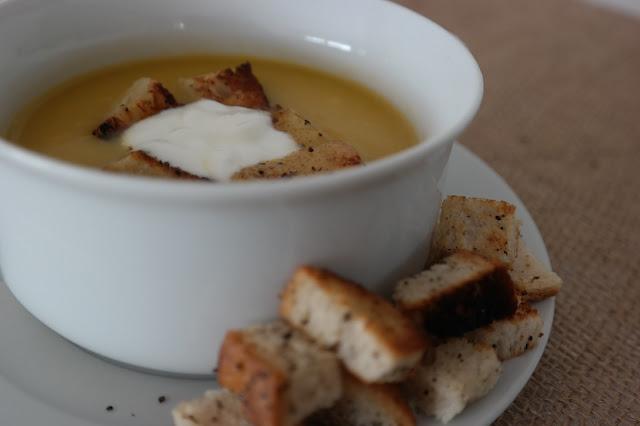 FIT zupa krem z porów