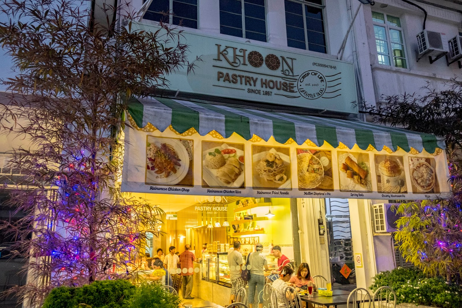 Khoon Pastry House - An Authentic Hainanese Restaurant @ Jalan Argyll, Penang