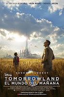 Tomorrowland: El mundo del manana (2015) online y gratis