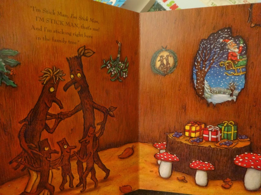 The Perfect Christmas read from the people who brought The Gruffalo