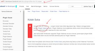 fanspage facebook plugin