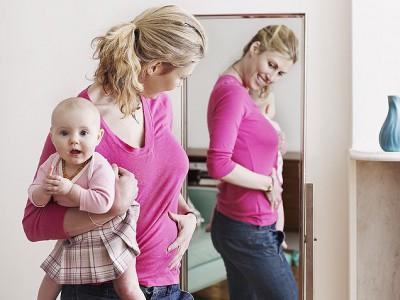 Como bajar de peso rapidamente despues del embarazo ejercicio