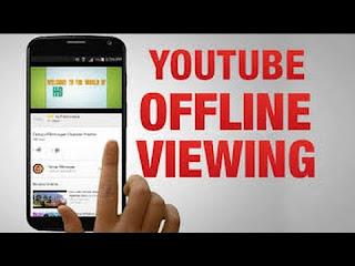 Cara Nonton video youtube offline tanpa koneksi internet dan quota