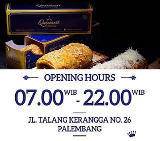 Daftar Alamat Queenroll Palembang