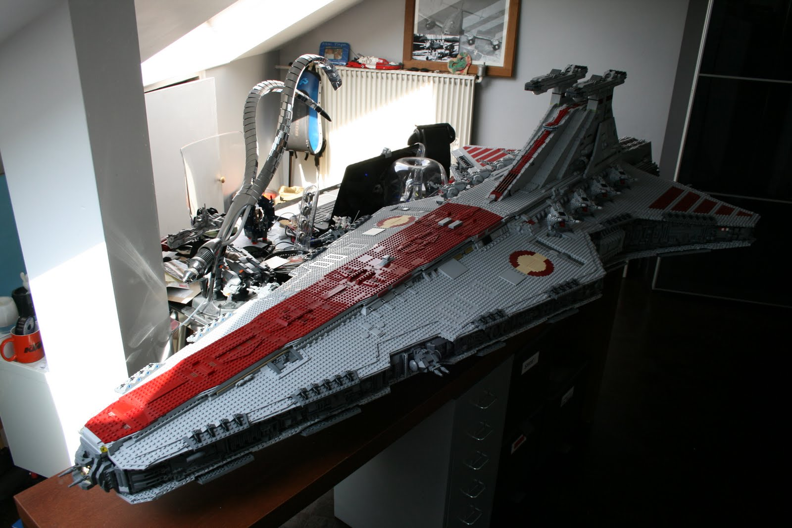 lego republic star destroyer - photo #35