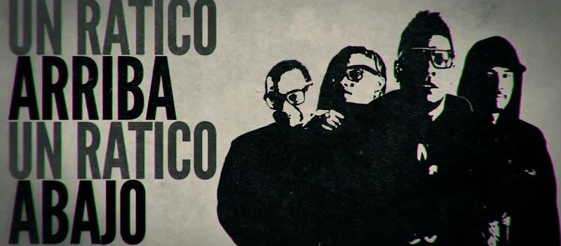 Malcoms & Charly Mucharrima & La Real & Yimi Konclaze - ¨Un ratico arriba un ratico abajo¨ - Videoclip - Dirección: Raudel Hoyo. Portal Del Vídeo Clip Cubano