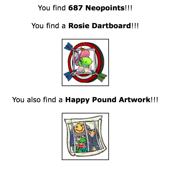 Neopets Gaming Neopets Advent Calendar 2014 Day 2