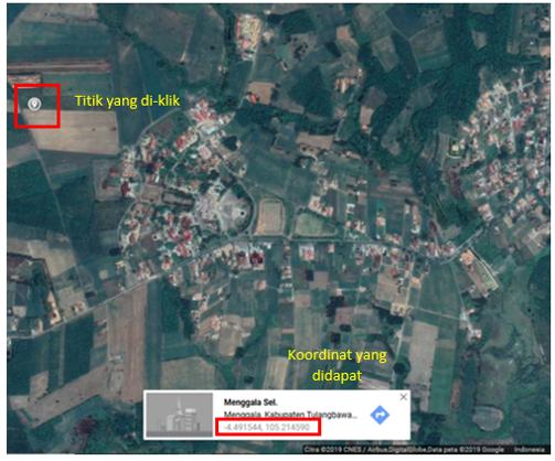 Cara Download Citra Google Satellite Maps Menggunakan