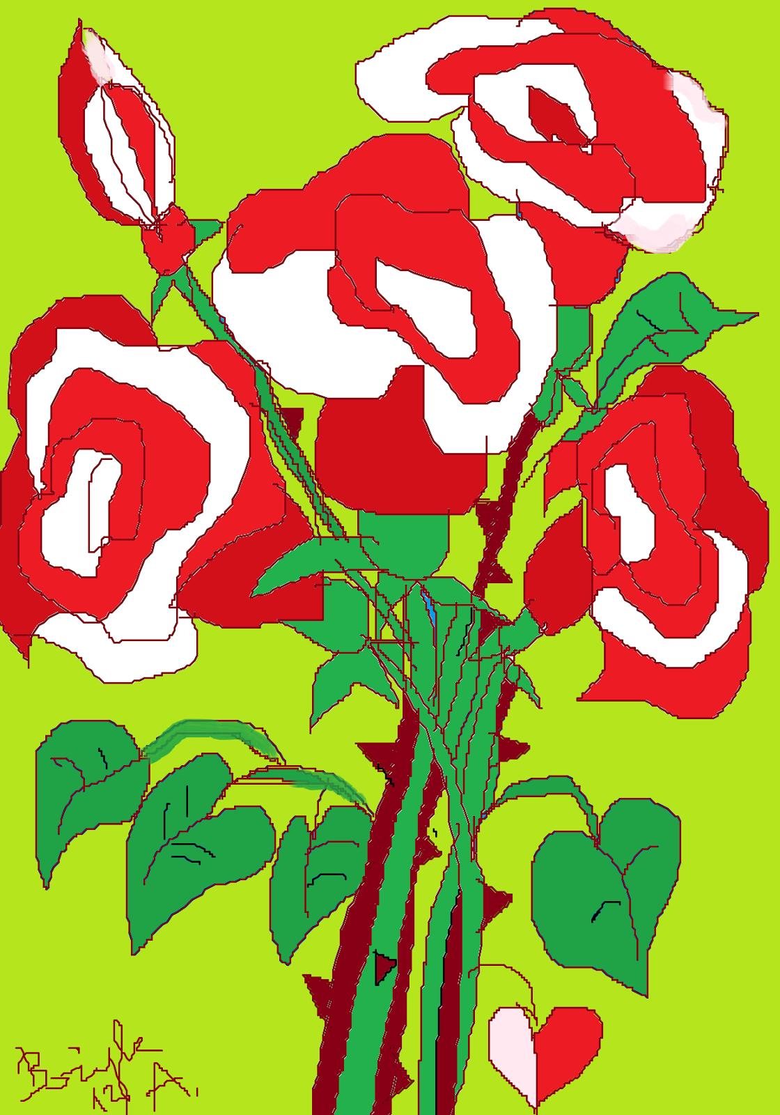 Rysunkialinybozyk Troche Patriotycznie Biało Czerwone