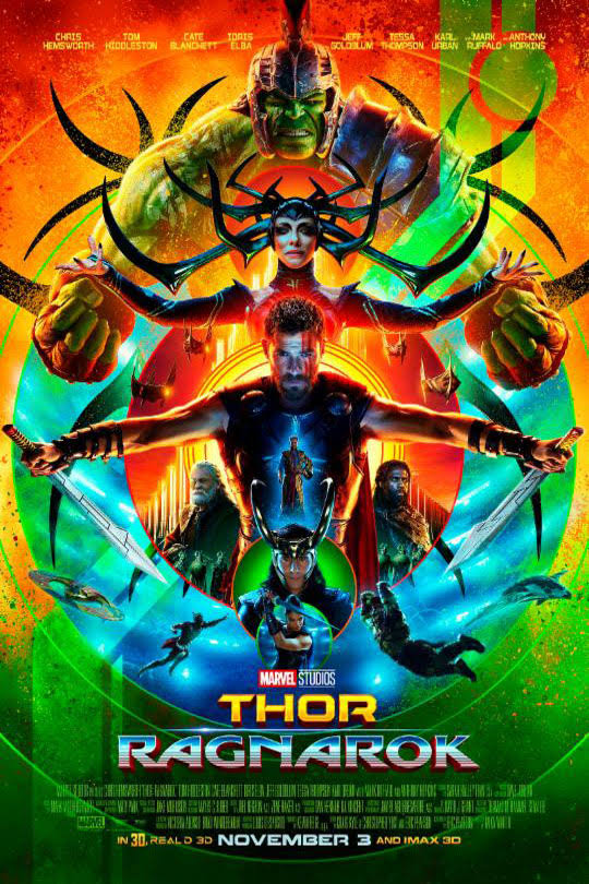 DOWNLOAD:Thor Ragnarok Full Movie 2017 HD