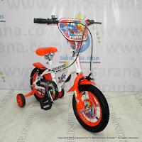 Sepeda Anak Laki-Laki United
