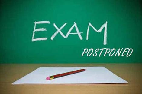 Ktu exams postponed