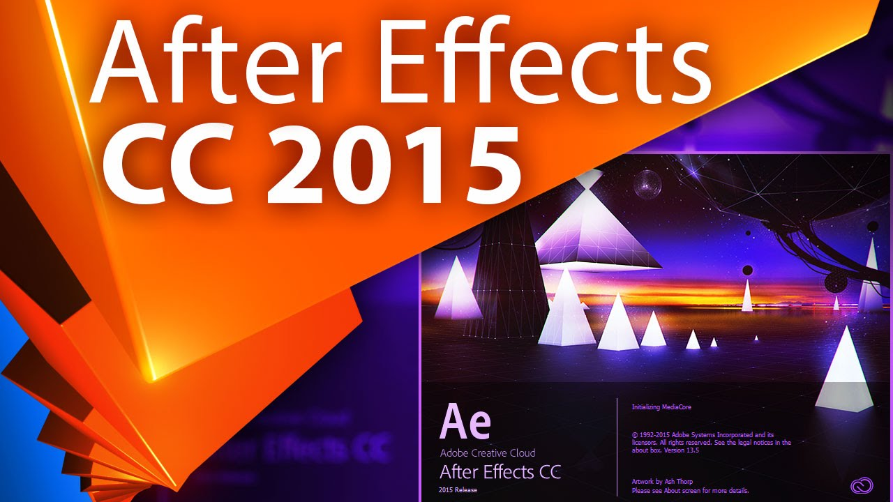 Adobe After Effects CC   Full Version + Crack ...