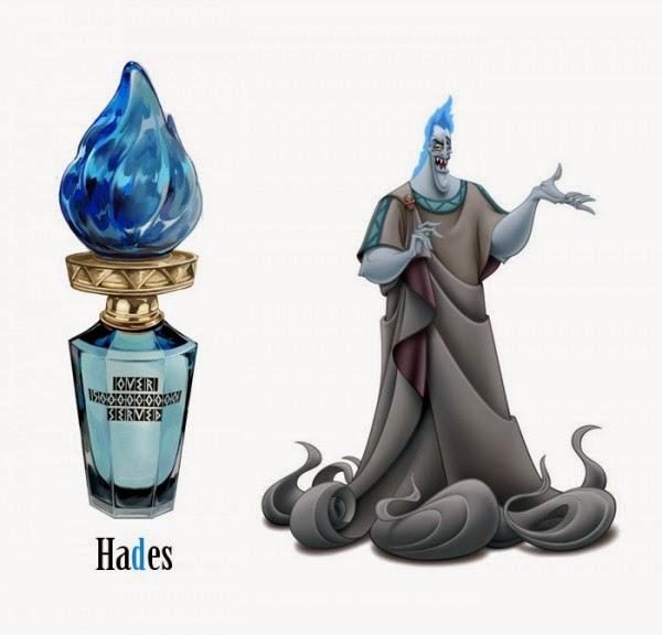Perfumes da Disney