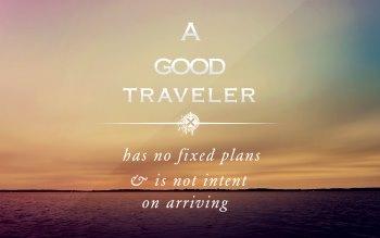 Wallpaper: Good Traveler