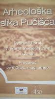 Jere Drpić - predavanje Arheološka slika Pučišća slike otok Brač Online