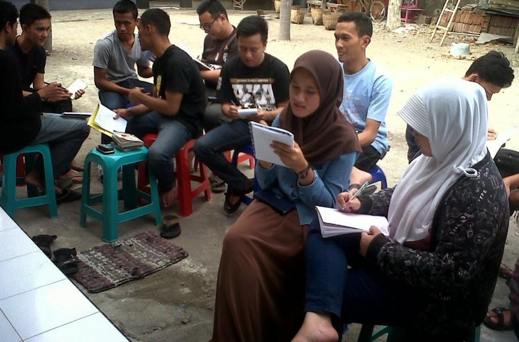belajar di VOC kampung inggris pare kediri
