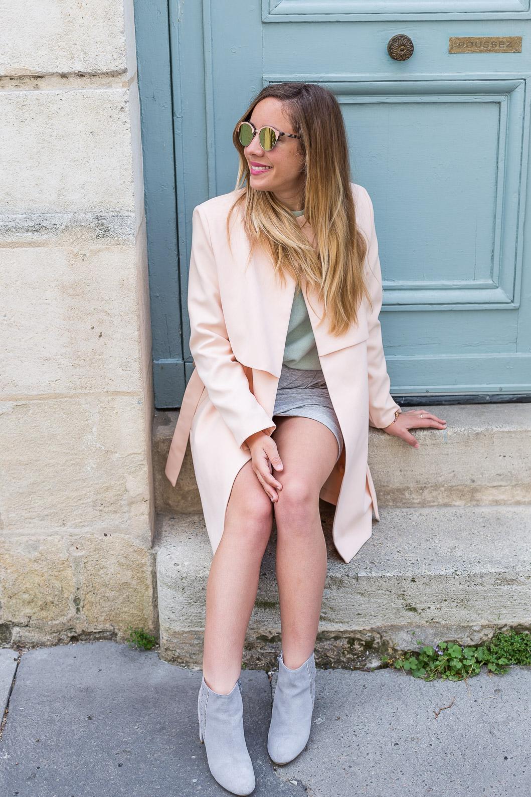 blog mode tenue pastel printemps