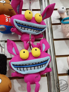 Toy Fair 2017 Comic Images Nickelodeon Aahhh Real Monsters Plush