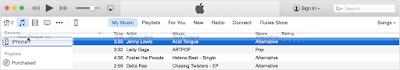 Cara Memindahkan Lagu iTunes ke iPhone, iPad, atau iPod touch