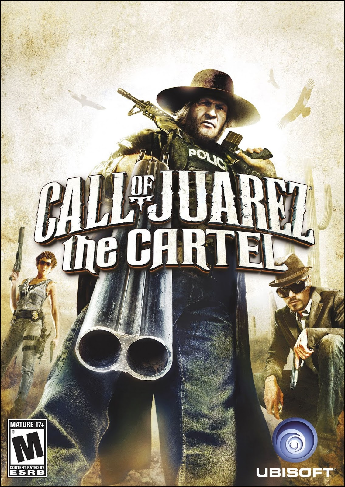 The Cartel - Call of Juarez The Cartel PC