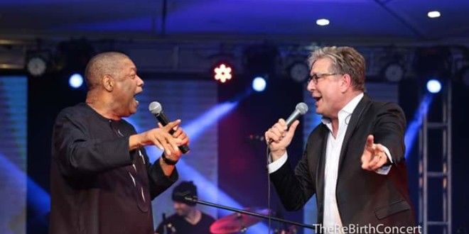 NEWS + PHOTOS : Ron Kenoly and Don Moen sharing their testimony and Ministering at C3