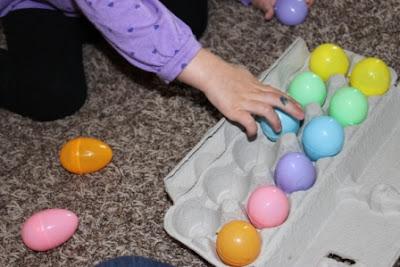 Easter Egg Activities